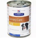 Hill's Prescription Diet Feline s/d 370 гр./Хиллс Консервированный корм для диетотерапии собак при заболеваниях мочевыводящих путей