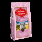 Родные Корма 409 гр. сухой корм для котят с индейкой 34/19 1 русский фунт