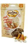 Мнямс 100 гр./ Лакомство для собак Кальцинированные косточки с курицей