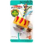 """Petstages/Игрушка для кошек """"Погремушка"""" картон/пластик"""