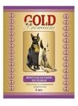 Gold Premium/ Впитывающие пеленки для животных 40*60см 5 шт