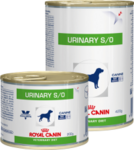 Royal Canin URINARY S/O 420 гр./Роял канин консервы для собак при мочекаменной болезни