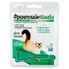 Frontline Combo/Фронтлайн Комбо капли для кошек (0,5мл)