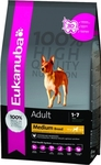 Eukanuba Dog Adult 3кг//Эукануба сухой корм для собак средних пород
