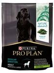 Purina Pro Plan Naturel Elements Medium&Large 700 гр./Проплан сухой корм  для взрослых собак  с ягненком и спирулиной для взрослых собак средних и крупных пород.