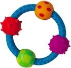 """Petstages/ Игрушка для собак """"Канат-кольцо с мячиками"""" /123REX"""
