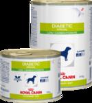 Диабетик конс д/собак при сахарном диабете 410гр.
