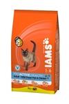 Iams ProActive Health Adult 300 г//Ямс сухой корм для кошек с океанической рыбой