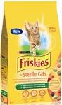 Friskies Sterilised 2 кг./Фрискис сухой корм для кастрированных котов и кошек с кроликом и овощами