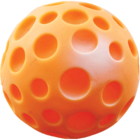 Зооник С017/Игрушка для собак Мяч-луна 9.5см