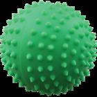Зооник С041/Игрушка для собак Мяч д/массажа 9.5см