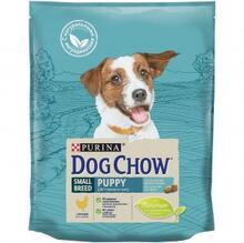 Dog Chow Small Breed Puppy Chicken 800 гр./Дог Чау сухой корм для щенков мелких пород с курицей