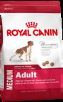 Royal Canin Medium Adult 15 кг./Роял канин сухой корм для взрослых собак средних размеров
