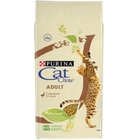 Cat Chow Adult 15 кг./Кет Чау сухой корм для кошек с индейкой и курицей