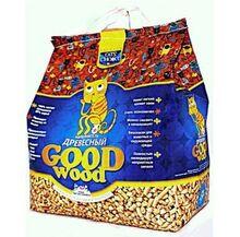 Cats Choice Goodwood//наполнитель древесный для кошек 5 кг