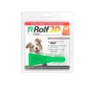 Рольф Клуб 3Д акарицидные капли д/собак 10-20 кг.