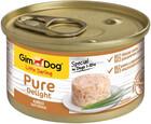 GimDog Pure Delight 85 гр./Джимдог  консервы для собак из цыпленка