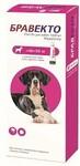 Бравекто Спот Он д/собак (1400 мг) 40-56 кг капли от блох и клещей для собак