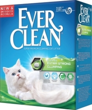 Ever Clean Extra Strong Clumping Scented 6 л./Эвер Клин наполнитель с ароматизатором
