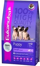 Eukanuba Dog Puppy 1кг//Эукануба сухой корм для щенков мелких пород