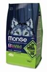 Monge Bwild Dog Boar 2 кг./Монж сухой корм для взрослых собак всех пород с мясом дикого кабана