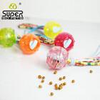 SuperDesign/Игрушка для собак Мячик с текст хвост силикон 6,5 см