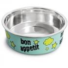 "TRIOL /Миска металлическая на резинке""Bon Appetit"" 0,25л/30251032"