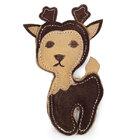 """TRIOL /Игрушка для собак из натур. кожи  """"Оленёнок"""", 150*95мм/12141097/"""