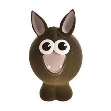 HOMEPET Игрушка для собак ослик с пищалкой латекс (72528)