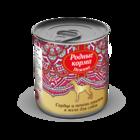 Родные корма Нежные 240 гр./Консервы для собак Сердце и печень говяжьи в желе