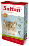 Sultan 400 гр./Султан Трапеза с овощами и экзотическими фруктами для шиншилл