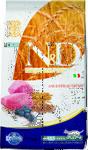 Farmina  N&D Low Grain Cat Lamb & Blueberry  300 гр./Фармина сухой корм для кошек Ягенок с черникой
