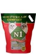 Crystals Compact 10 л./Кристалс Компакт наполнитель для кошек