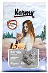 Karmy British Shorthair Adult  1,5 кг./Сухой корм Индейка для кошек породы британская короткошерстная