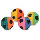 TRIOL /Игрушка для кошек Мяч футбольный d40мм 1шт(уп.25шт)22131015