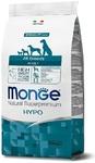 Monge Dog Speciality Hypo 2,5 кг./Монж корм с лососем и тунцом для взрослых собак всех пород