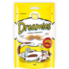 Dreamies 140 гр./Дримисиз лакомые подушечки для кошек с сыром