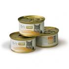 Brit Care 80 гр./Брит Каре Консервы суперпремиум класса для кошек Тунец, морковь и горошек