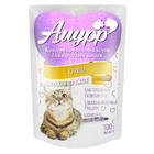 Амурр 100 гр./Консервы для кошек Курица в желе