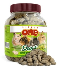 Little One 100 гр./Литл Ван ЛакомствоТравяные подушечки для грызунов