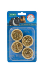 TitBit /ТитБит Тарталетки с крапивой и манго для морских свинок