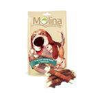 Molina 80 гр./Молина Лакомство для собак Утиные рулетики с треской