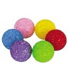 """Dezzie 5605271//Деззи игрушка для кошек Мячи """"Мозаика"""" 3,8 см"""