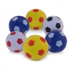 "Dezzie 5605280//Деззи игрушка для кошек Мячи ""Футбол"" 4 см"