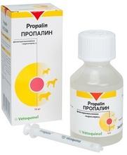 Пропалин/сироп для собак 100 мл