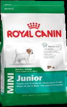 Royal Canin Mini Junior 800 гр./Роял канин сухой корм для щенков мелких размеров с 2 до 10 месяцев