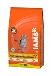 Iams ProActive Health Adult 3 кг//Ямс сухой корм для кошек с курицей