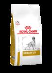 Royal Canin Urinary S/O LP18 2 кг./Роял канин сухой Диета для собак при лечении и профилактике мочекаменной болезни (струвиты, оксалаты)