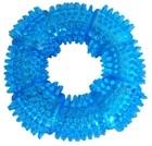HOMEPET Игрушка для собак кольцо с шипами секционное с пищалкой 12 см. (78636)