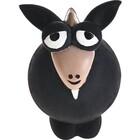 HOMEPET Игрушка для собак козлик с пищалкой латекс (72529)